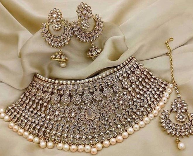 Artificial Bridal Jewellery Sets Online Shopping