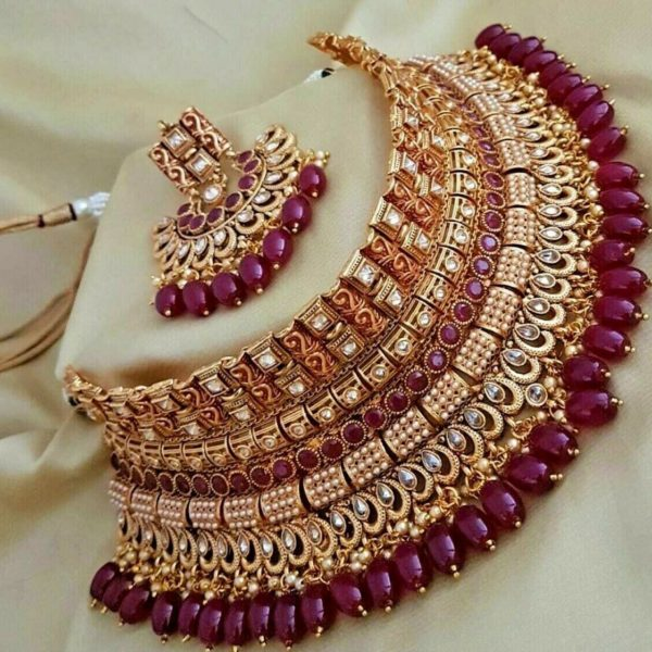 Artificial Jewellery in Varanasi, Bridal Jewellery, Bridal Jewellery Near Me